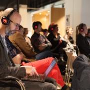 Zorg innovisie in Jaarbeurs met Silent Disco