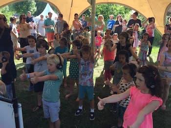 kids Silent Disco Utrecht