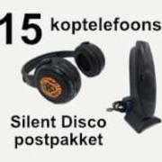 Voordeligste van Nederland stille disco